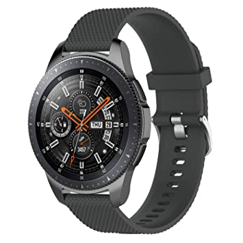 BarRan Samsung Galaxy Watch 46mm Correa,22MM Quick Release ...