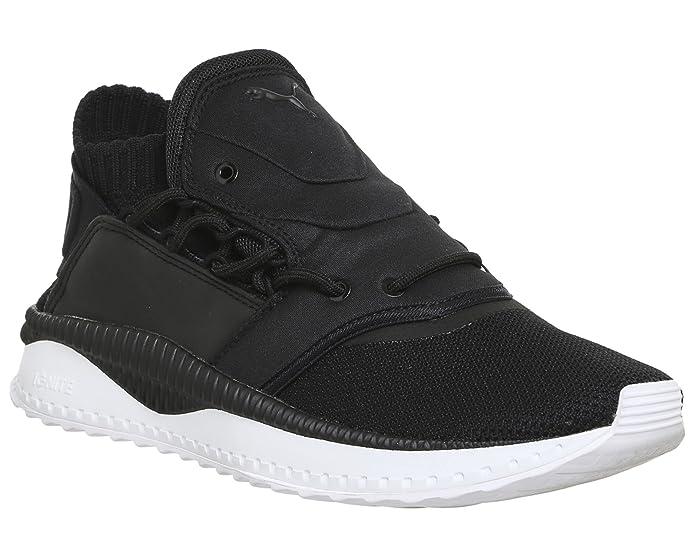 Puma - Puma Sneakers Cuir MID L MAGIC TOP (351427-1) NOUVEAU noir (noir / rose fluo) taille 38 FJPVc0