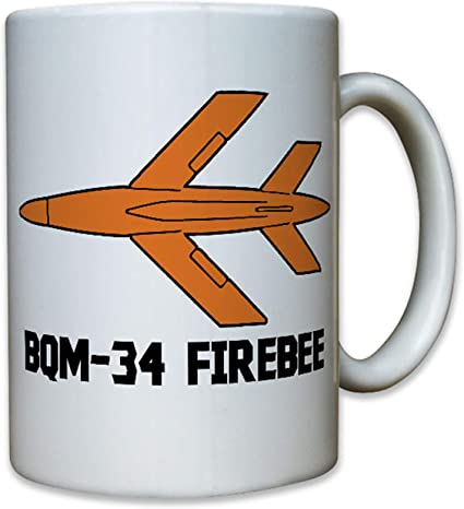 bqm 34 firebee Objetivo dron dron US United States Bundeswehr ...