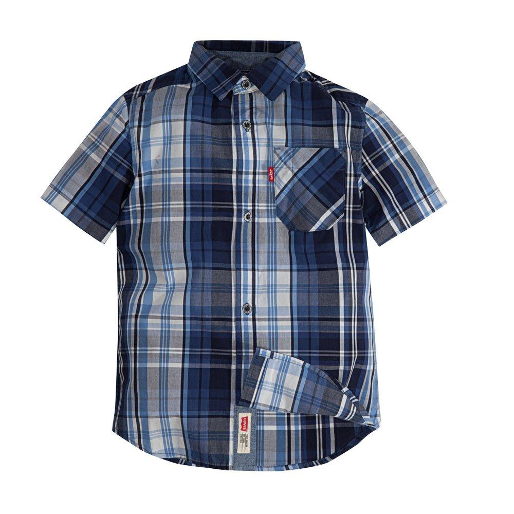Levi's Big Boy's The Smith Short Sleeve Shirt 918544