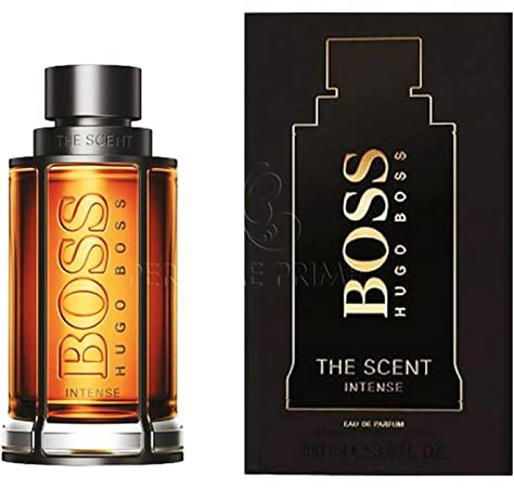 boss the scent for him intense