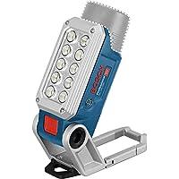 Bosch Professional 12V System Accu-Led-Lamp GLI 12V-330 (330 Lumen, Gebruiksduur: 180 Min/Ah, Zonder Accu's En Oplader…