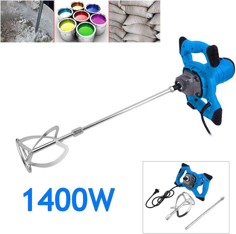bleu Sweepid M/élangeur professionnel 1200 W//1400 W//1600 W