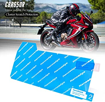CB650R CBR650R Accessories Motorcycle Cluster Anti Scratch Protection Speedo Film Screen Protector Cover for 2019 2020 Honda CB CBR 650R 650 R 19 20