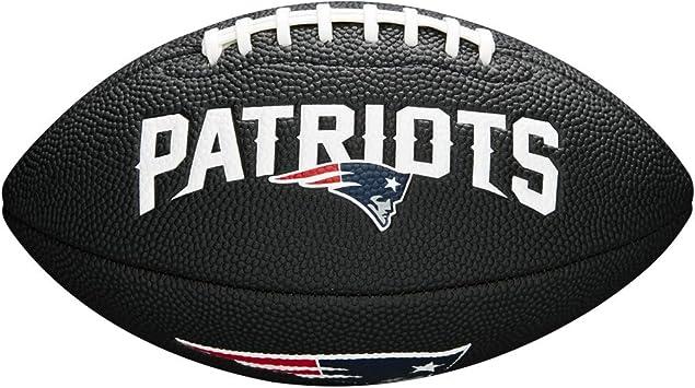 Wilson WTF1533BLXBNE Pelota de fútbol Americano Mini NFL Team Soft ...