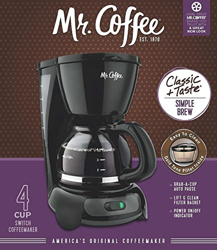 Best 4 Cup Coffee Maker Reviews 2018 Top 5 Recommended