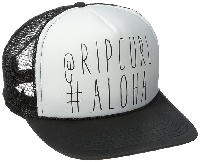 Rip Curl Junior de Gritar Trucker Gorro - Negro -: Amazon.es: Ropa y accesorios