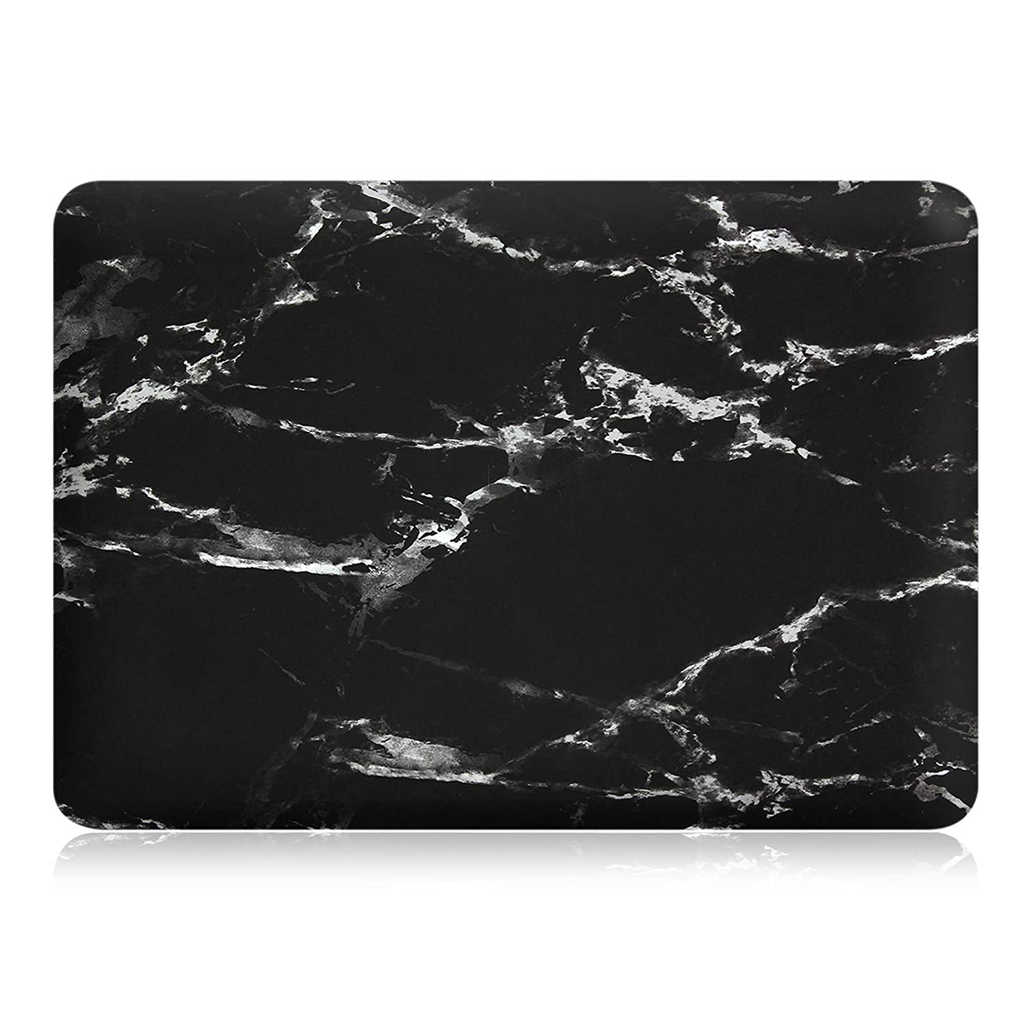 Non-Retina Model A1278 + Microfibre Cleaning Cloth UESWILL Smooth Soft-Touch Matte Hard Shell Case Cover for MacBook Pro 13 with CD-ROM Gray