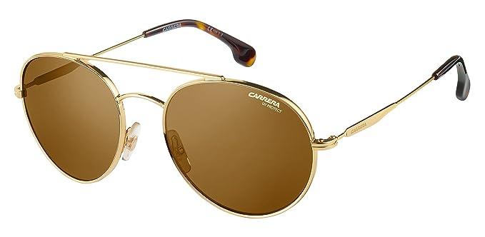 Carrera Unisex adulto 131/S 70 06J Gafas de sol, Dorado ...