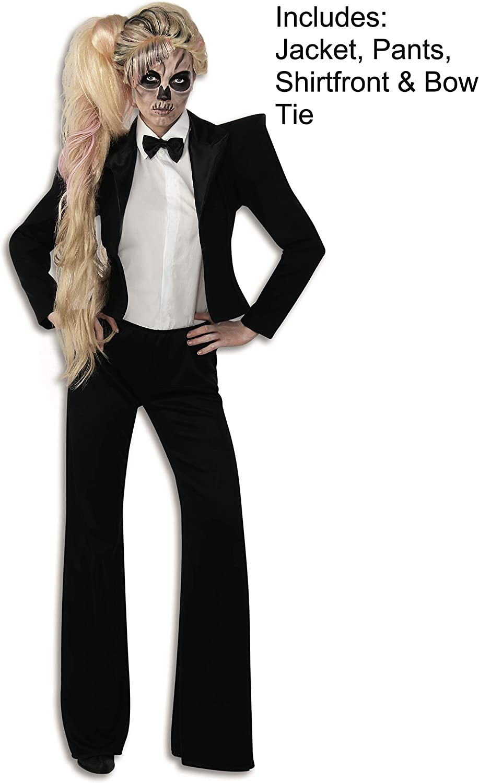 Rubies 880488XS - Disfraz de lady Gaga (talla XS): Amazon.es ...