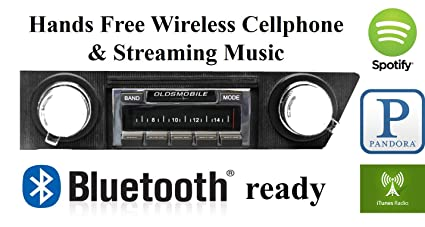 Amazon com: Bluetooth Enabled 1970-1972 Oldsmobile Cutlass