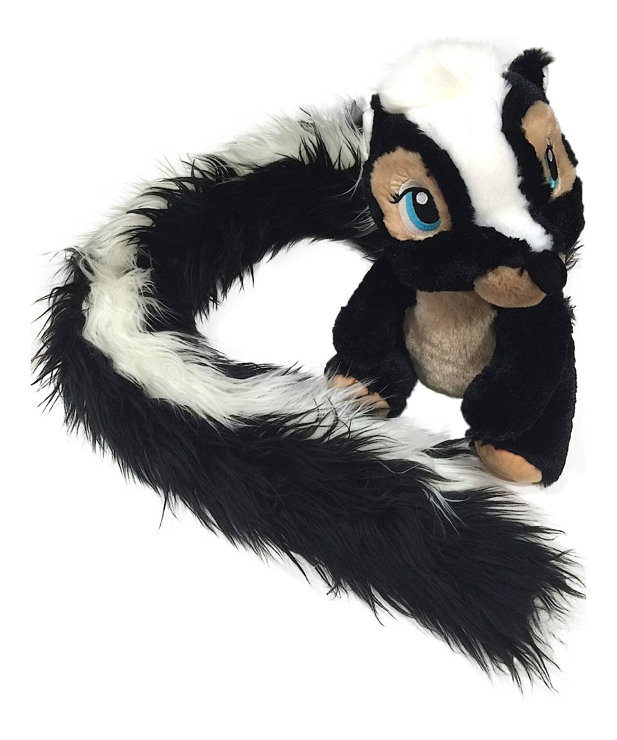 amazon com disney parks 12 inch flower the skunk from bambi long