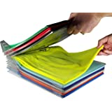 Amazon Price History for:EZSTAX Closet Organizer and Shirt Folder | Regular Size, 20-Pack
