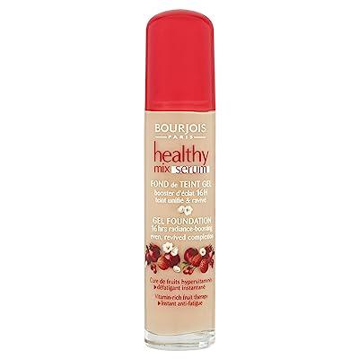 Bourjois - Healthy mix serum foundation, base de maquillaje, tono vanille
