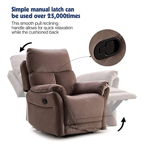 ANJ Manual Recliner