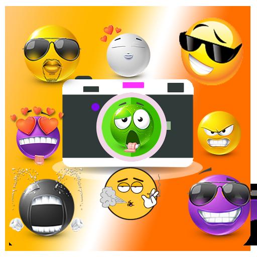 Emoji faces: emoticons - Face App Asian