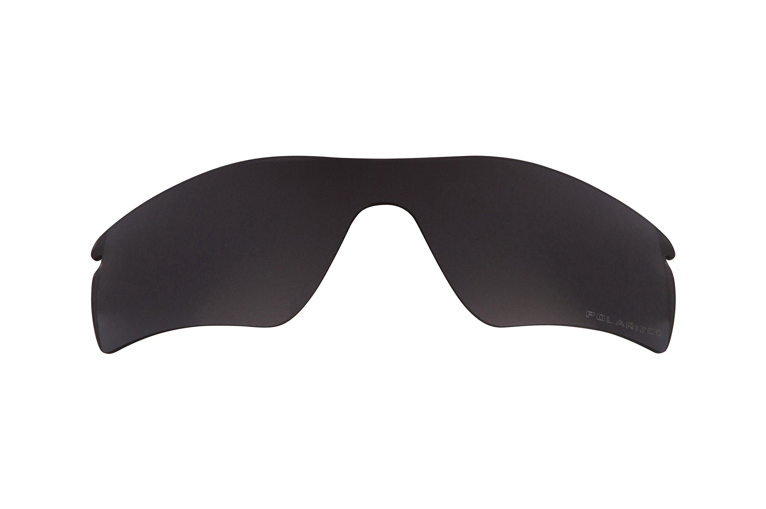 New SEEK OPTICS Replacement Lenses Oakley RADAR PATH - Polarized Black