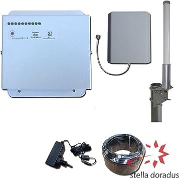 Amplificador Stellahome repetidor de señal móvil 3G umts ...