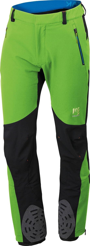 ab114a2616 Karpos Express 300 - Pantalones de Trekking Hombre - Verde Negro Talla 50  2018  Amazon.es  Deportes y aire libre