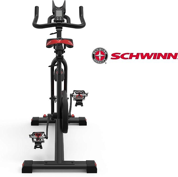 Schwinn Fitness Bike Speed Bike IC7, Marco de Acero Recubierto, 18 ...