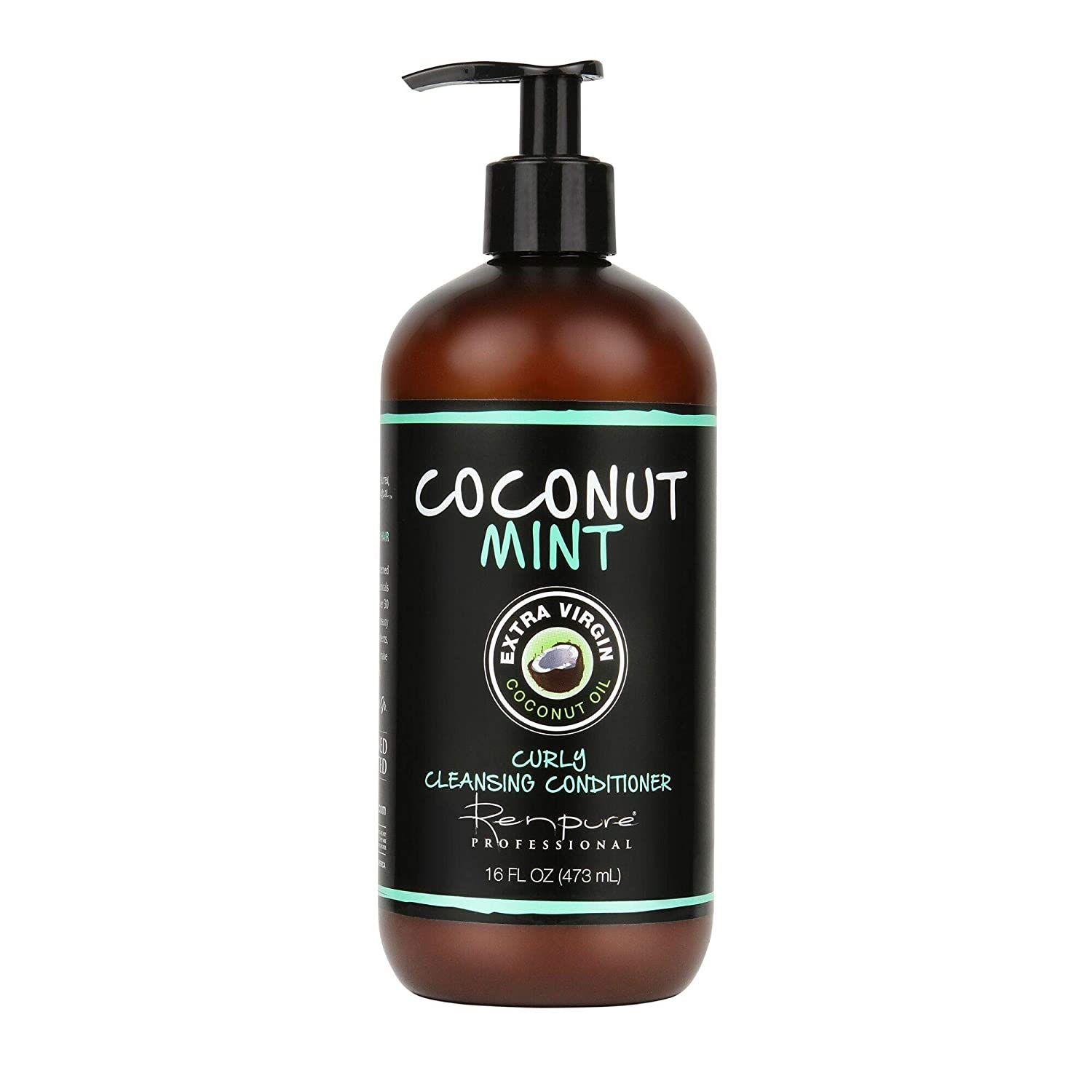 Renpure Coconut Mint Cowash Cleansing Conditioner 16 Oz