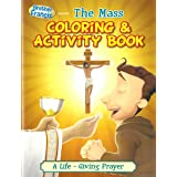 The Mass Coloring & Activity Book (Brother Francis)