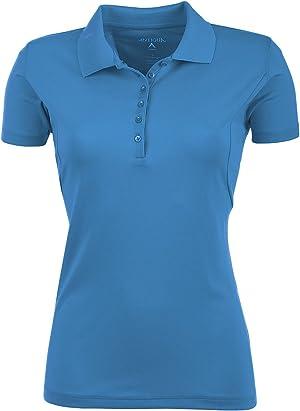 Antigua Women's PiquÉ Xtra-LITE Short-Sleeve Polo Shirt