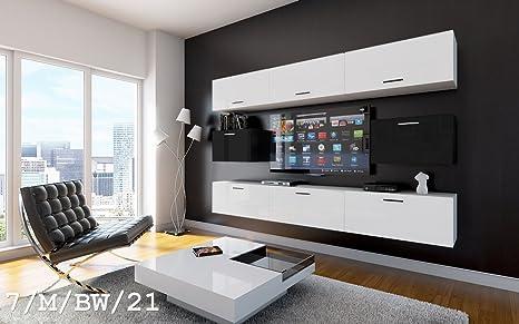 Future 7 set di mobili da salotto dal design moderno con esclusivo