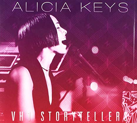 Alicia keys alicia keys vh1 storytellers amazon. Com music.