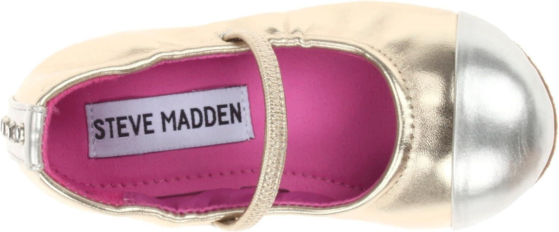 Toddler//Little Kid Steve Madden Tfavritc Ballet Flat