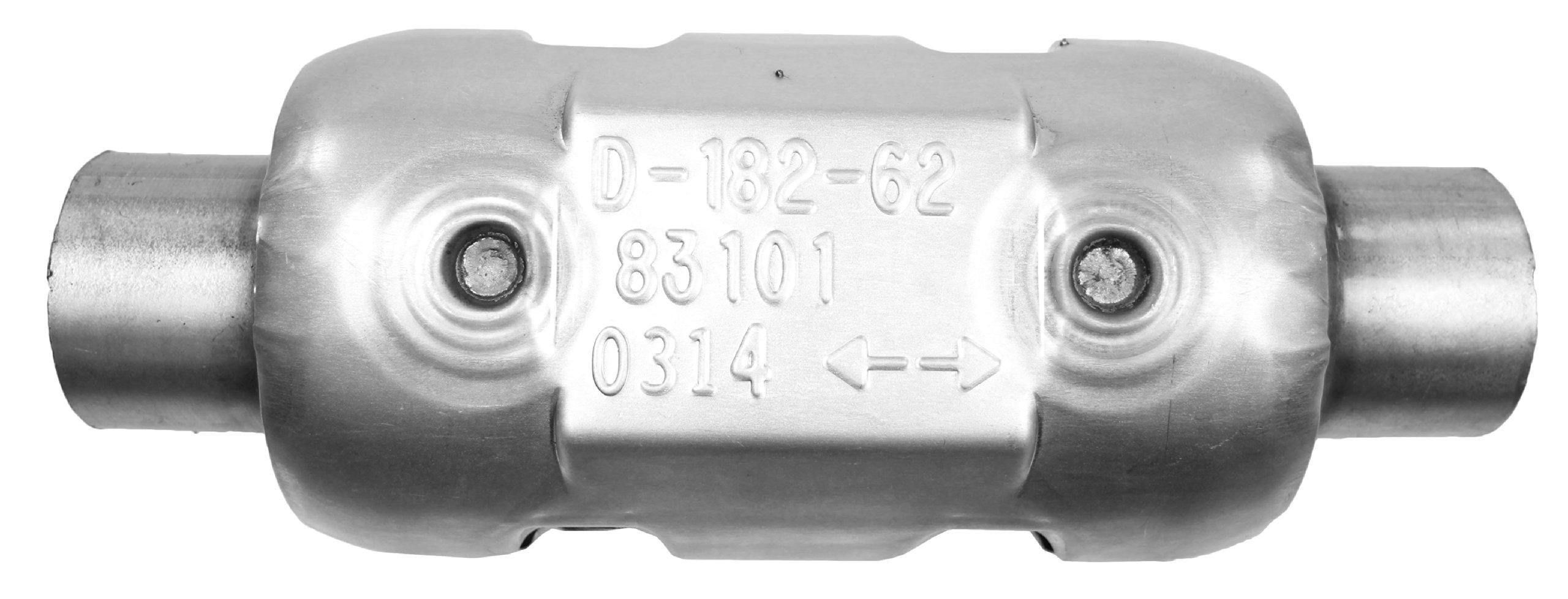 Walker 83101 CalCat OBDII Universal Catalytic Converter