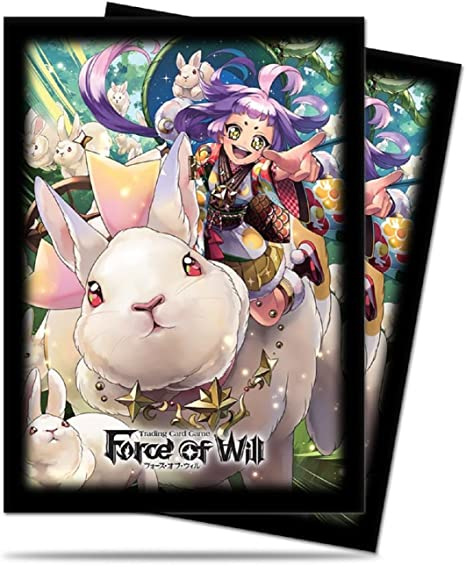 65 Force of Will A4 Kaguya Protector