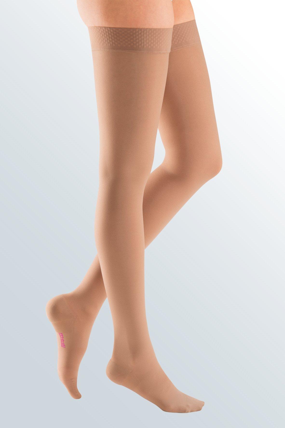 mediven Plus, 30-40 mmHg, Compression Thigh High, Closed Toe