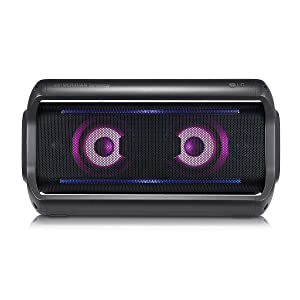 LG PK7 XBOOM Go Water-Resistant Wireless Bluetooth Party Speaker with Up To 22 Hours Playback