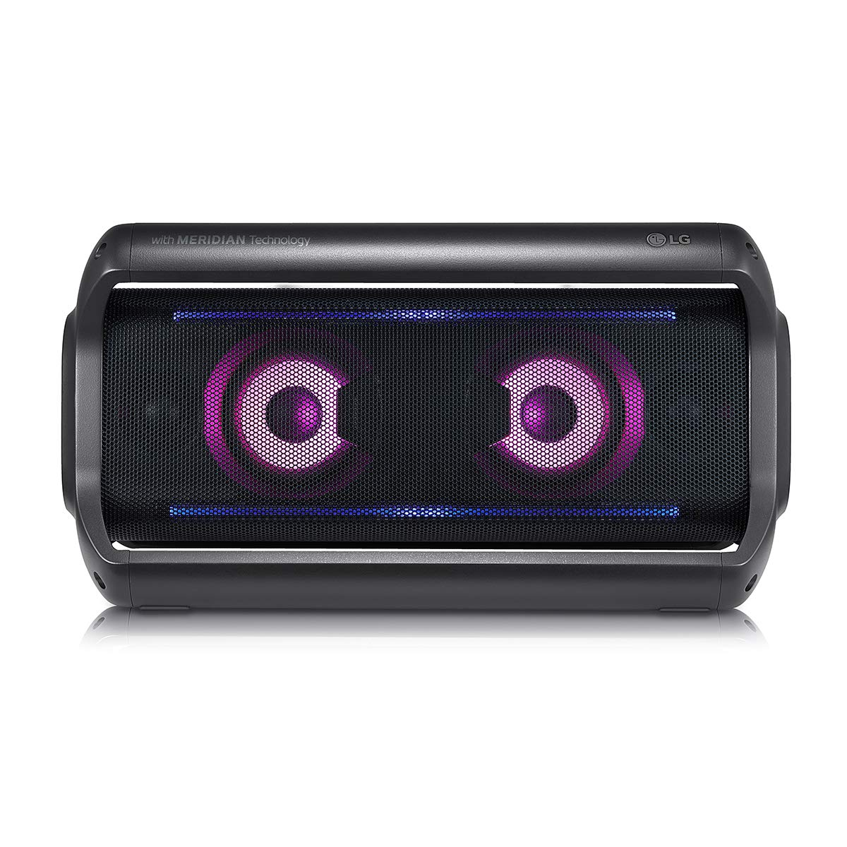 LG PK7 XBOOM Go Water-Resistant Wireless Bluetooth Party Speaker with Up To 22 Hours Playback by LG (Image #1)