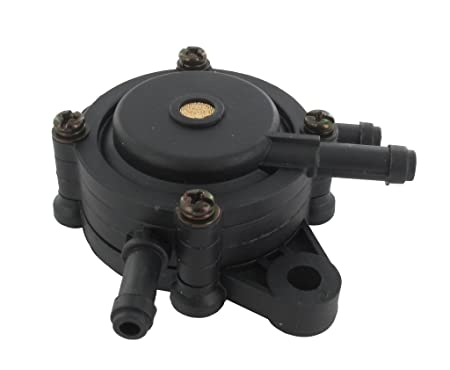 John Deere Lg808656 M138498 M145667 Honda 16700-Z0J-003,Kawasaki 49040-7001,Kohler 24 393 04S,24393 16S Fuel Pump for Briggs /& Stratton 491922,808656