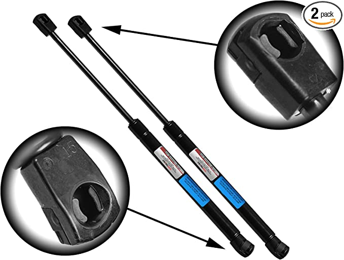 1Set Car Rear Trunk Tailgate Boot Gas Shock Lift Struts Strut Support Rod Arm Bars//Fit For Isuzu//D-MAX Rodeo 2012 ➤ 2017