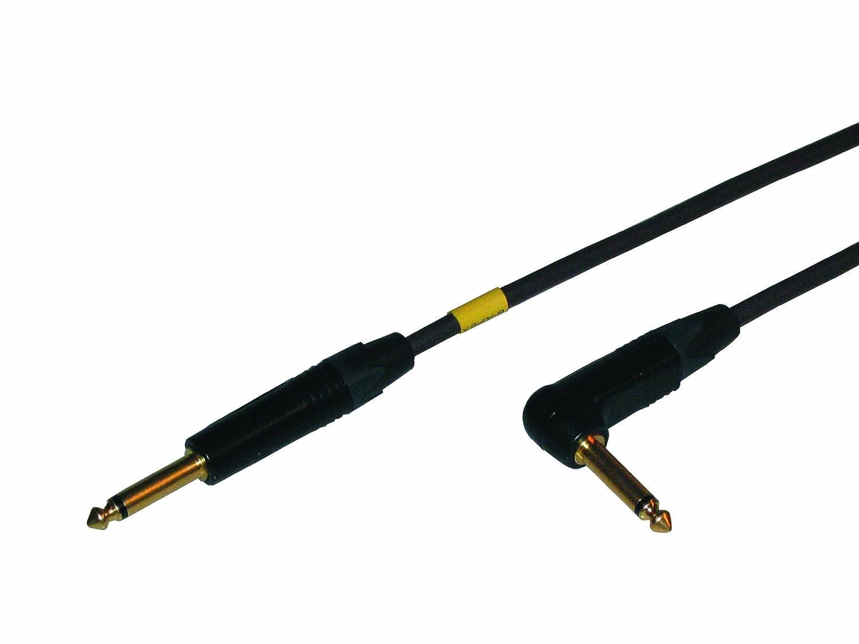 コニシス 高音質ギターシールドケーブル ストレート-ライトアングル 5m HCPC07   B00FYKEJ44