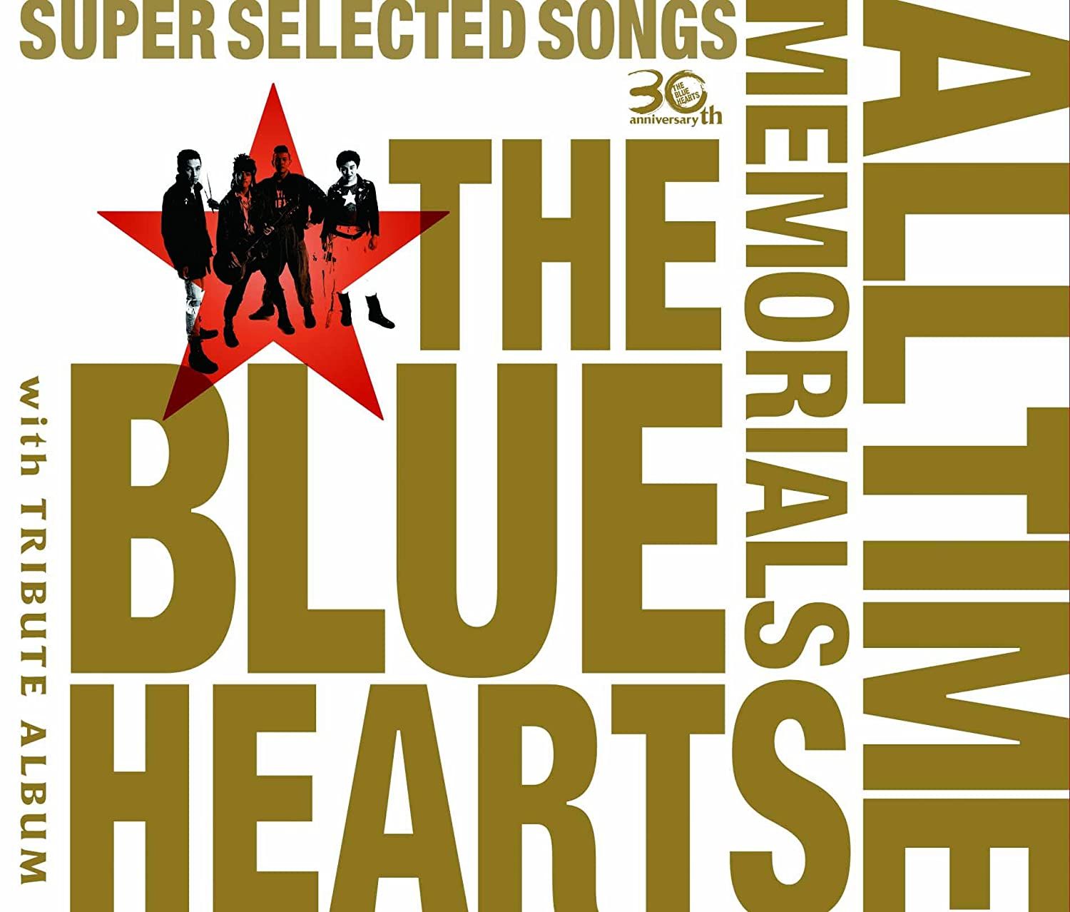 Amazon | THE BLUE HEARTS 30th ...