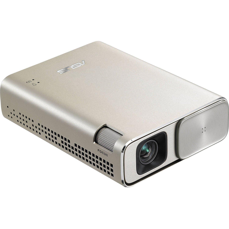 ASUS Zenbeam Go E1Z USB Pocket Projector, 150 Lumens,