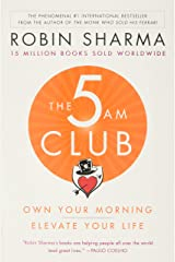 5 AM Club, The: Own Your Morning. Elevate Your Life. Paperback