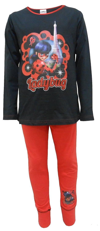 Miraculous Ladybug Mä dchen Schlafanzug Nachtwä sche