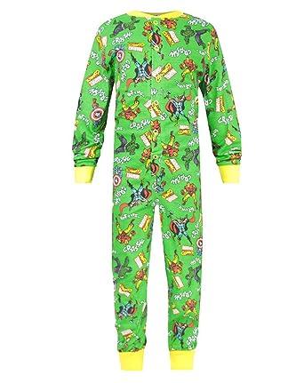 a1b174ebe4cbbd Character Marvel Comics 100% Cotton Jumpsuit  Amazon.co.uk  Clothing