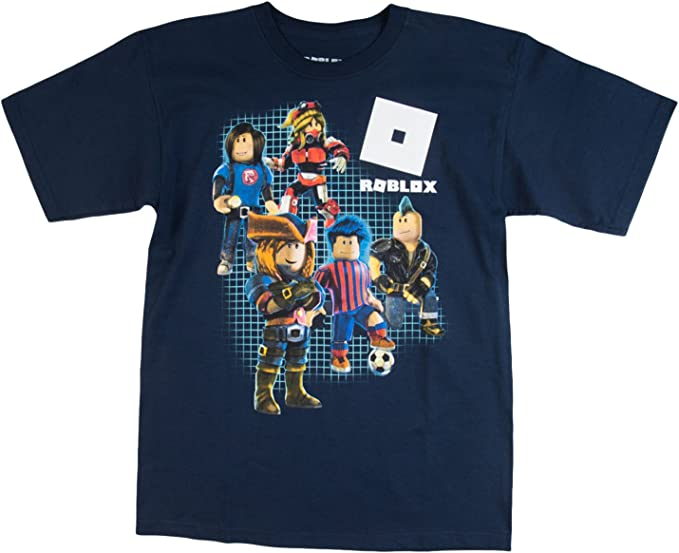 Amazon Com Roblox Camiseta De Manga Corta Para Nino Talla 14