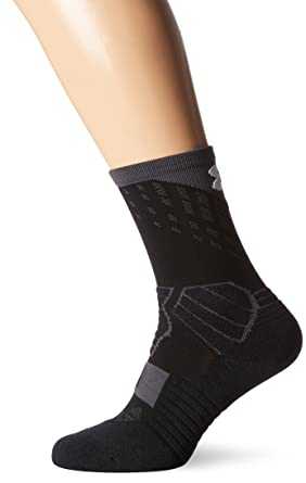 Under Armour UA Drive Basketball Crew Calcetines, Hombre