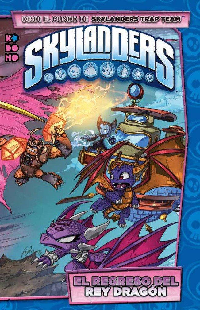 Skylanders: El regreso del Rey Dragón: Amazon.es: Marz, Ron ...