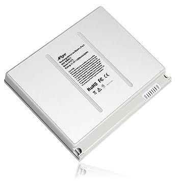 """Batería para Apple Macbook Pro 15"""" pulgadas A1175, A1226, A1211, portátil de"""