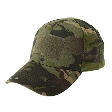 Image Unavailable. Image not available for. Color  Lamdoo Military Tactical  Camo Cap Army Baseball Hat Patch Digital Desert SWAT CP Caps ... b87f88a3c7be