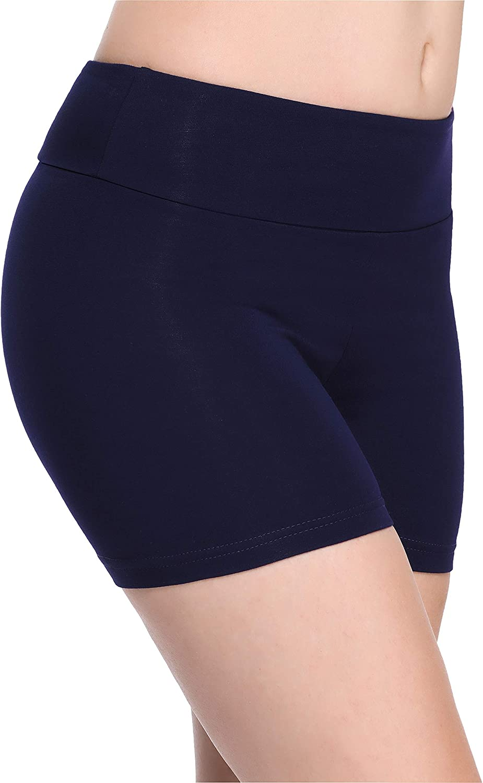 Merry Style Leggings Corti Pantaloncini Donna MS10-284