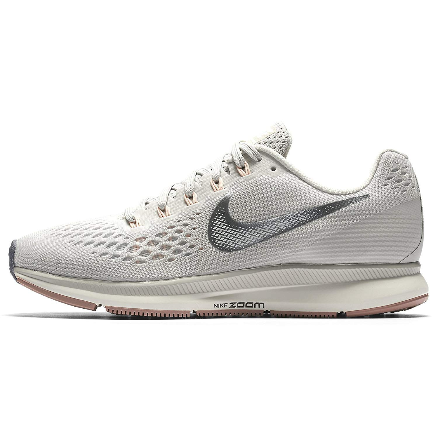 best loved c3986 f7993 Nike Women s WMNS Air Zoom Pegasus 34 Low-Top Sneakers  Amazon.co.uk  Shoes    Bags